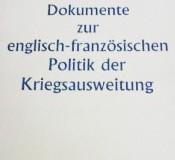 Dokumente-zur-englisch-franzoesischen-Politik