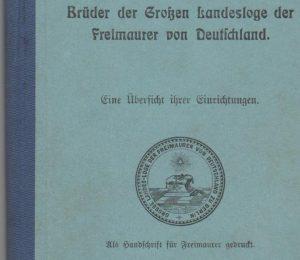 handbuch Freimaurer