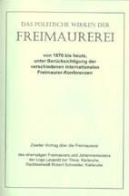schneider-Wirken-Freimaurerei