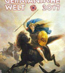kal. Germanische Welt 2017