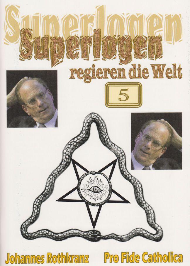 Superlogen regieren die Welt, Band 5