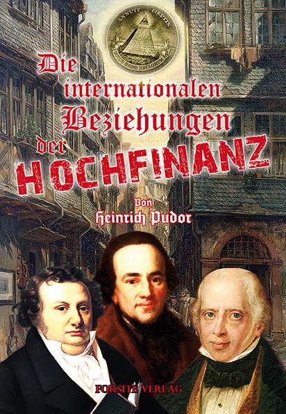 Die internationalen Beziehungen der Hochfinanz